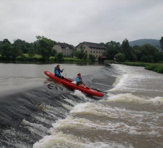 Vodácký kurz 2014