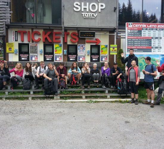 Přírodovědně-turistický kurz 2015