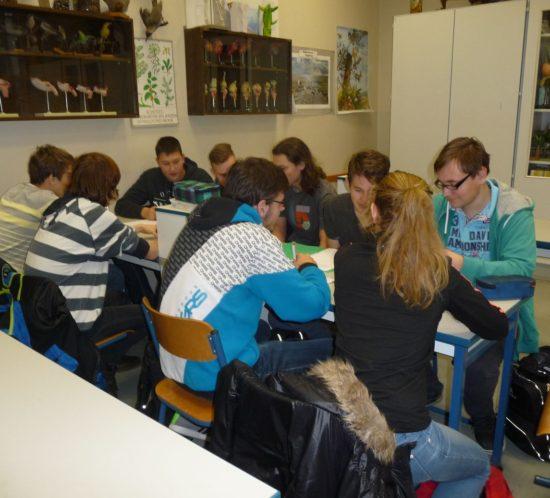 Společná výuka vSeifhennersdorfu