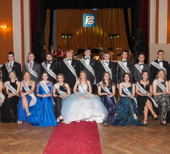 Maturitní ples 2016