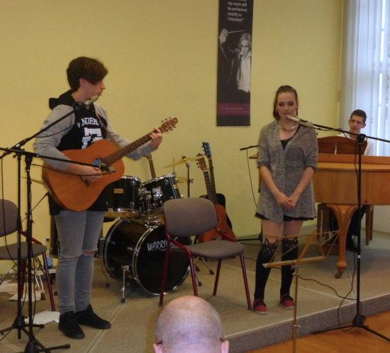 Svátek talentů vSeifhennersdorfu 2016