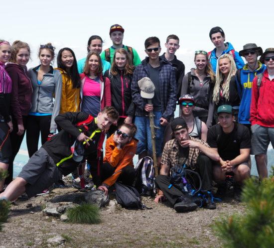 Přírodovědně-turistický kurz 2016
