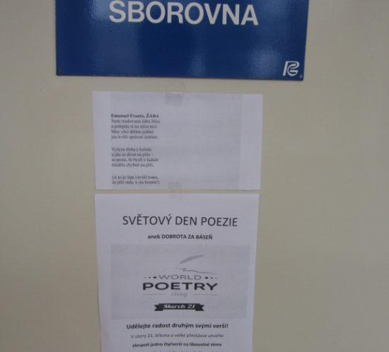 Mezinárodní den poezie 2017