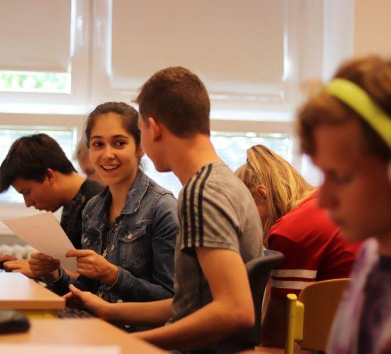 Projekt Mediální výchova vkvintě a1.ročníku