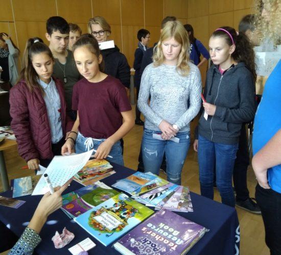 Kvarta si užila Evropský den jazyků