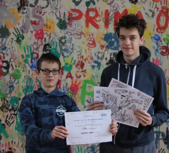 Autorský komiks Vojty Vlka aKryštofa Redla uspěl uporoty Francouzského institutu