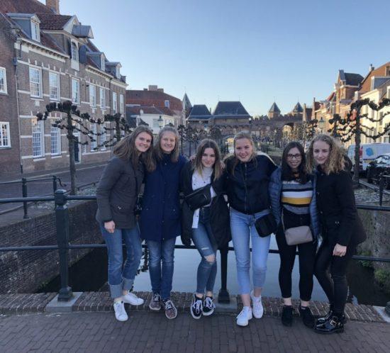 Amersfoort – výměnný pobyt studentů