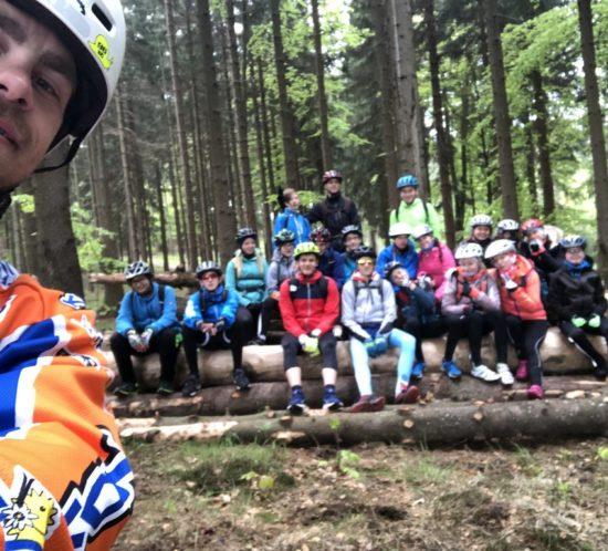 Cykloturistický kurz 2019
