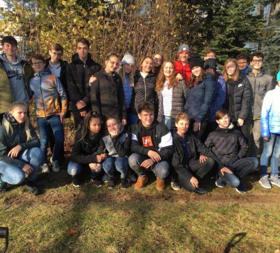 Mezinárodní projekt Krokus