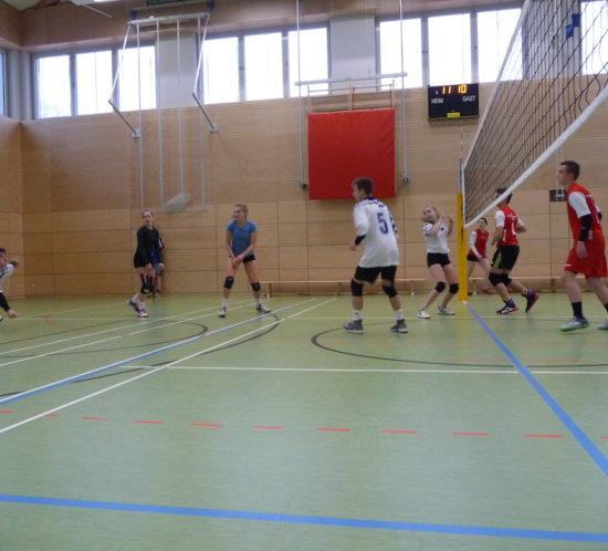 Trinacionální volejbalový turnaj – Německo