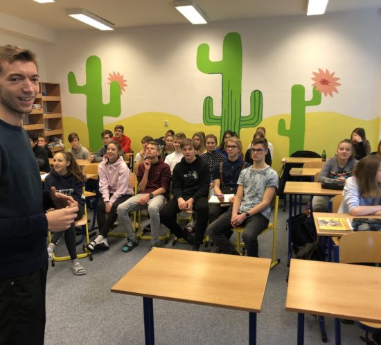 Prestižní cena vévody zEdinburghu na Doctrina – Podještědském gymnáziu