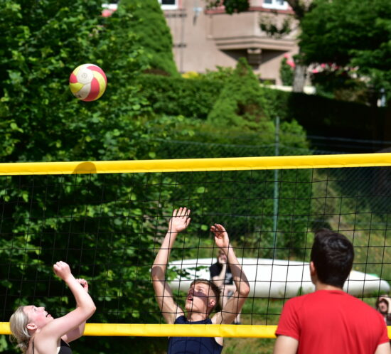 Beachvolejbalový turnaj
